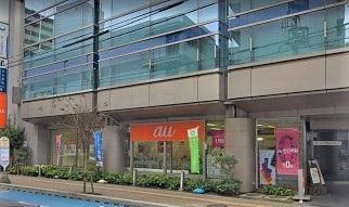 auショップ 藤沢店舗外観の画像